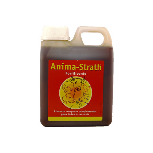 Anima strath fortificante for Suplemento wc
