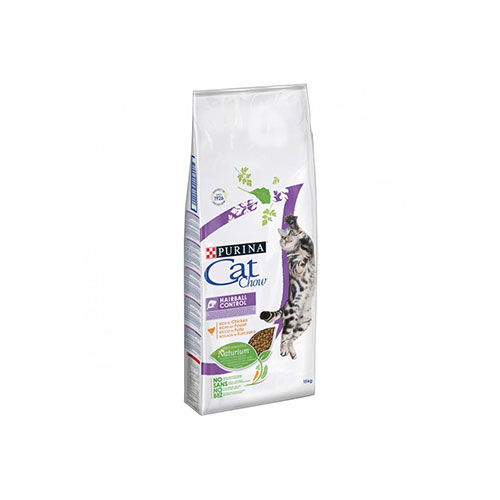 CAT CHOW HAIR BALL CONTROL - PURINA