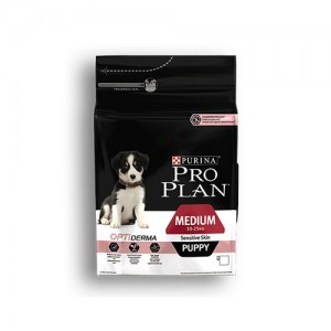 PRO PLAN PUPPY MEDIUM SENSITIVE OPTIDERMA - PURINA
