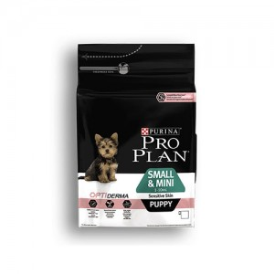 PRO PLAN PUPPY SMALL & MINI SENSITIVE OPTIDERMA - PURINA