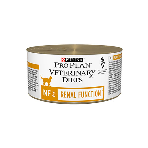 PRO PLAN VETERINARY DIETS FELINE NF MOUSSE - PURINA