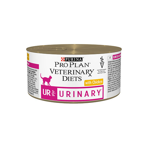 PRO PLAN VETERINARY DIETS FELINE UR MOUSSE PERU - PURINA