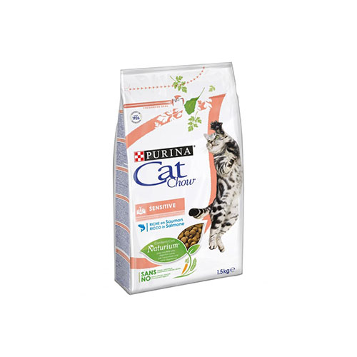CAT CHOW HEALTH SENSITIVE - PURINA
