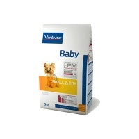HPM BABY DOG SMALL & TOY - VIRBAC