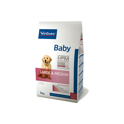 HPM BABY DOG LARGE & MEDIUM - VIRBAC