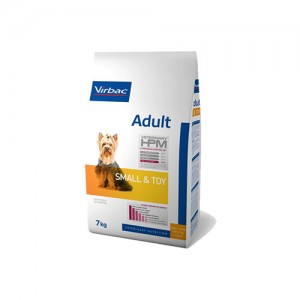 HPM ADULT DOG SMALL & TOY - VIRBAC