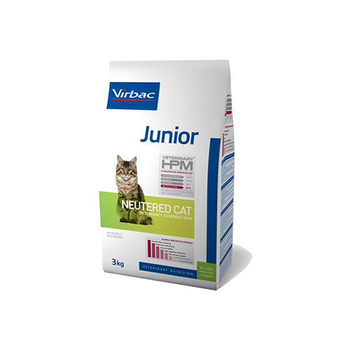 HPM JUNIOR CAT NEUTERED - VIRBAC
