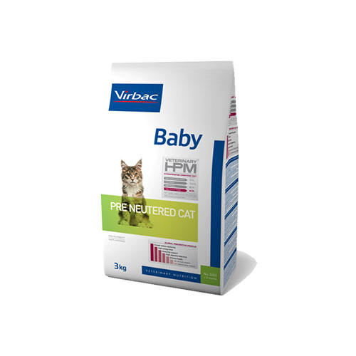 HPM BABY CAT PRE NEUTERED - VIRBAC
