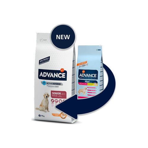 ADVANCE MAXI SENIOR CHICKEN & RICE