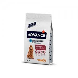 ADVANCE MEDIUM SENIOR CHICKEN & RICE