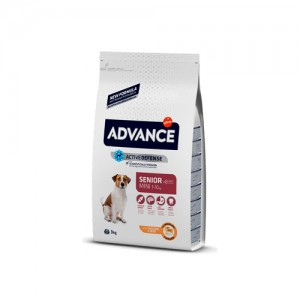 ADVANCE MINI SENIOR CHICKEN & RICE