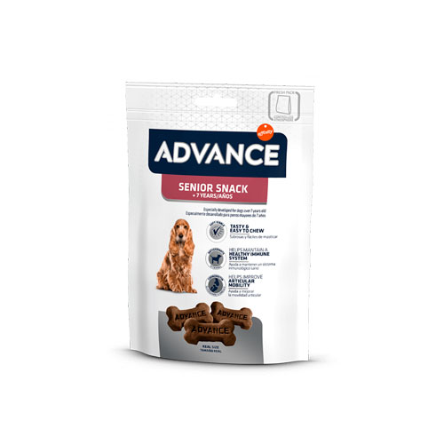 ADVANCE SENIOR + 7 YEARS - SNACK