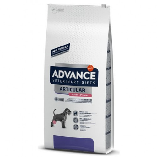 ADVANCE VETERINARY DIETS ARTICULAR CARE SENIOR +7 ANOS