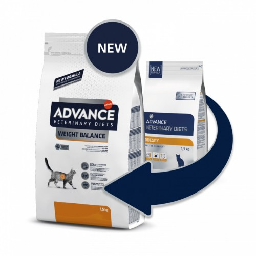 ADVANCE VETERINARY DIETS CAT - WEIGHT BALANCE