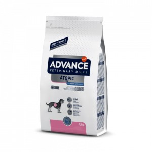 ADVANCE VETERINARY DIETS DOG – ATOPIC MINI WITH TROUT