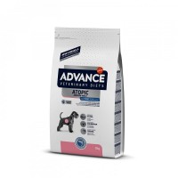 ADVANCE VETERINARY DIETS DOG - ATOPIC MEDIUM / MAXI WITH TROUT