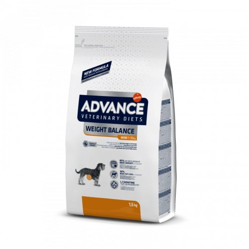ADVANCE VETERINARY DIETS DOG WEIGHT BALANCE MINI