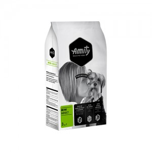 AMITY DOG PREMIUM MINI ADULT