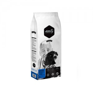 AMITY DOG PREMIUM SENIOR & LIGHT
