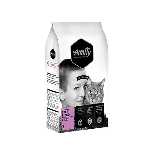 AMITY PREMIUM STERILIZED CATS