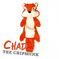 BECO SOFT TOY STUFFING FREE  - CHAD CHIPMUNK