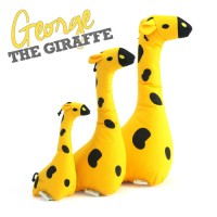 BECO SOFT - GEORGE THE GIRAFFE