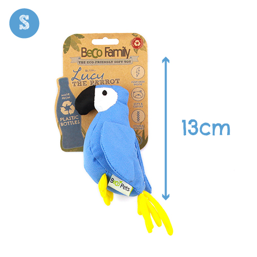 BECO SOFT - LUCY THE PARROT