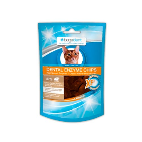 BOGADENT DENTAL ENZYME CHIPS FRANGO - GATO