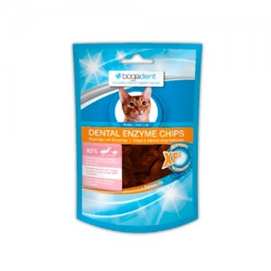 BOGADENT DENTAL ENZYME CHIPS  PEIXE - GATO