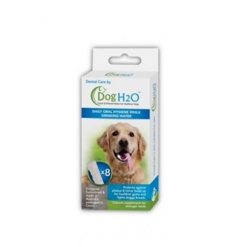 DOG H2O DENTALCARE - HIGIENE ORAL