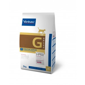 HPM VET DIETS CAT G1 - GASTRO DIGESTIVE SUPPORT