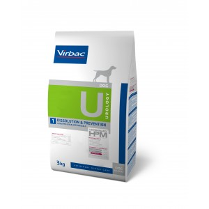 HPM VET DIETS DOG U1 - UROLOGY DISSOLUTION & PREVENTION