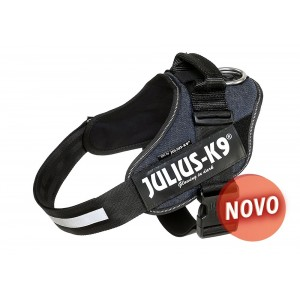 JULIUS K 9 IDC POWERHARNESS - AZUL GANGA