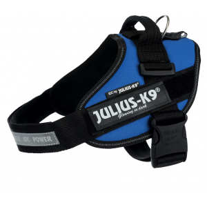 JULIUS K 9 IDC POWERHARNESS - BLUE