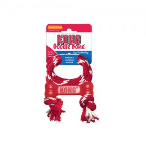 KONG GOODIE BONE W/ROPE