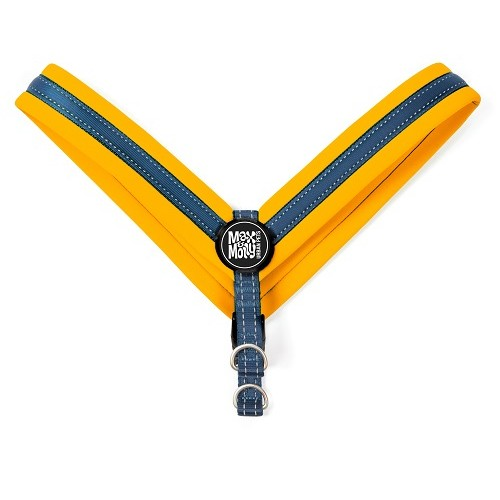 Q-FIT HARNESS MATRIX ORANGE  - MAX & MOLLY