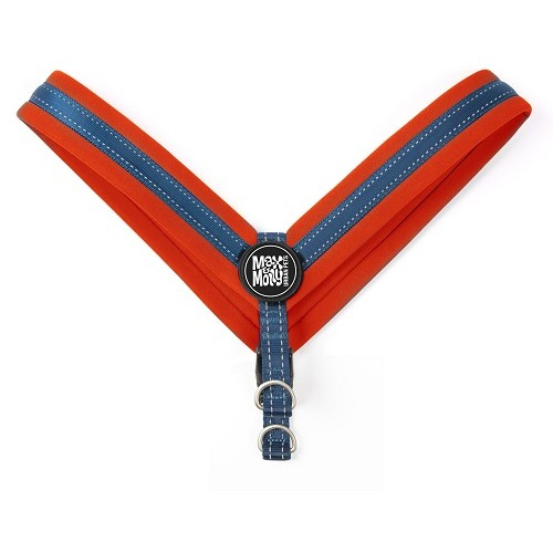 Q-FIT HARNESS MATRIX RED - MAX & MOLLY