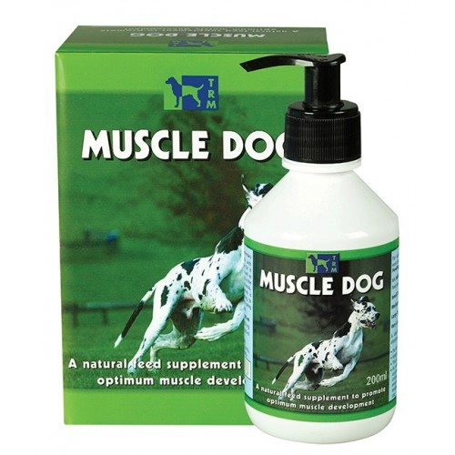 MUSCLE DOG - TRM