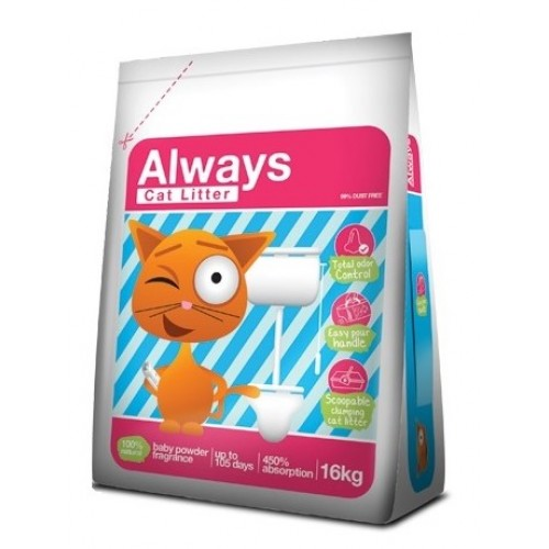 ALWAYS CAT LITTER