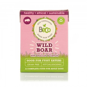 BECO WET FOOD - WILD BOAR