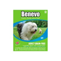 BENEVO ADULT GRAIN-FREE VEGETABLE FEAST WITH MIXED HERBS  - COMIDA VEGETARIANA