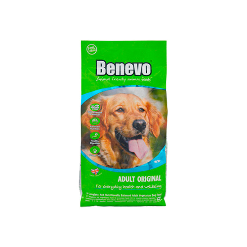 BENEVO DOG ADULT ORIGINAL - COMIDA VEGETARIANA
