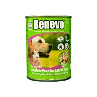 BENEVO DUO COMPLETE FOOD FOR CATS & DOGS - COMIDA VEGETARIANA