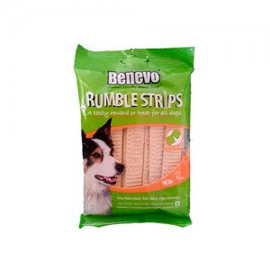 BENEVO RUMBLE STRIPS - SNACK HYPOALERGENICO
