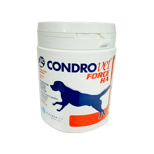 CONDROVET FORCE HA - CÃES