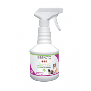 BIOSPOTIX SPRAY DESPARASITANTE NATURAL PARA CÃES