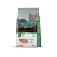 BRAVERY CHICKEN KITTEN (GRAIN FREE)