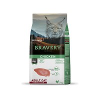 BRAVERY CHICKEN ADULT CAT STERILIZED (GRAIN FREE)