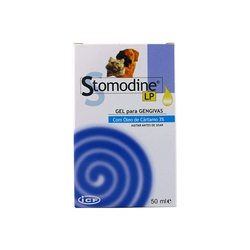 STOMODINE LP - GEL BUCAL
