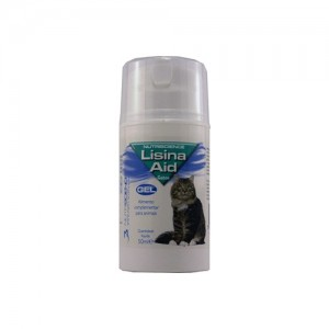 LISINA AID GEL GATOS - NUTRISCIENCE